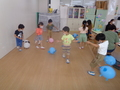 さくら組(4歳児)保育参観